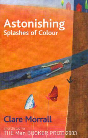 2003 Man Booker Prize border=