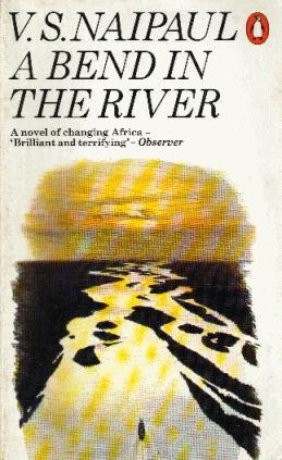 A BEND IN THE RIVER book cover