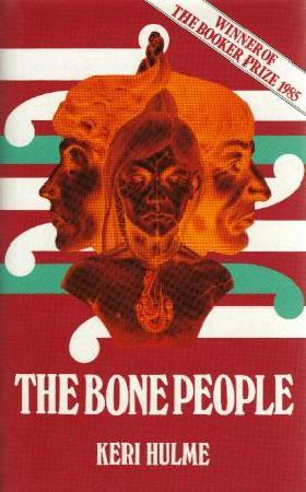 THE BONE PEOPLE book cover