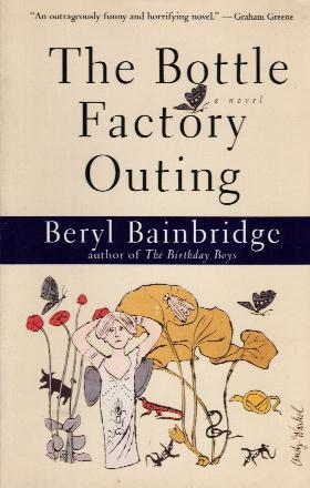 THE BOTTLE FACTORY OUTING book cover