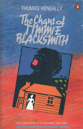 THE CHANT OF JIMMIE BLACKSMITH book cover