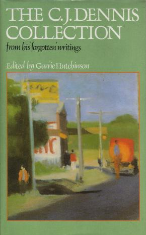 THE C.J. DENNIS COLLECTION book cover
