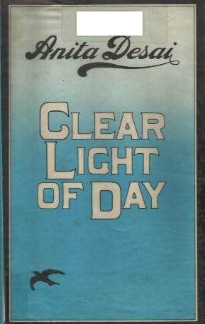 CLEAR LIGHT OF DAY book cover