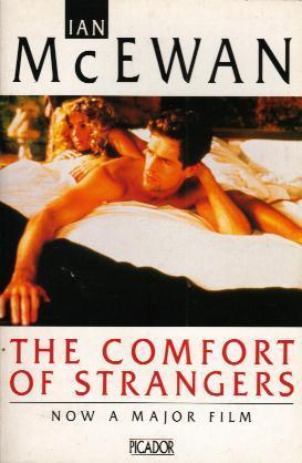 THE COMFORT OF STRANGERS book cover