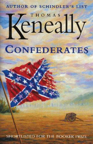 CONFEDERATES book cover