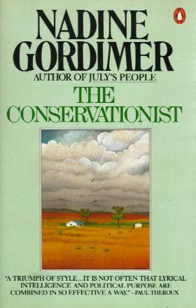 THE CONSERVATIONIST book cover