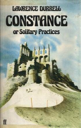CONSTANCE OR SOLITARY PRACTICES book cover