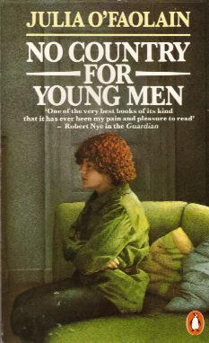 NO COUNTRY FOR YOUNG MEN book cover
