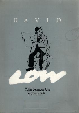 DAVID LOW book cover
