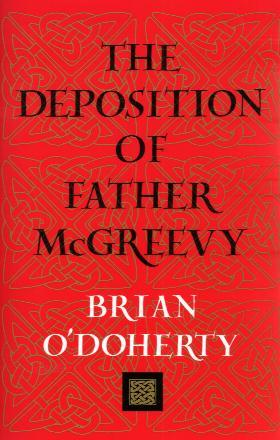 THE DEPOSITION OF FATHER MCGREEVY book cover