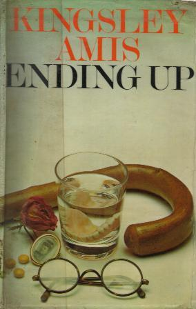 ENDING UP book cover