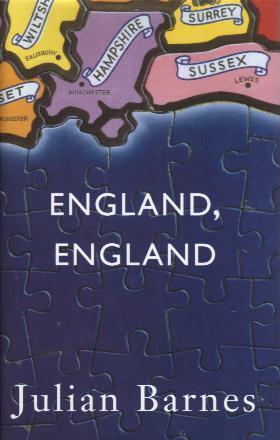 ENGLAND, ENGLAND book cover