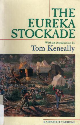 THE EUREKA STOCKADE book cover
