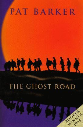 THE GHOST ROAD book cover