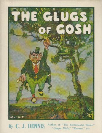THE GLUGS OF GOSH book cover