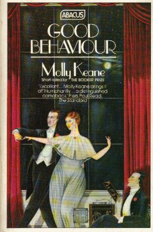 GOOD BEHAVIOUR book cover
