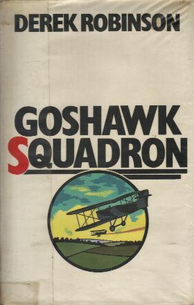 GOSHAWK SQUADRON book cover