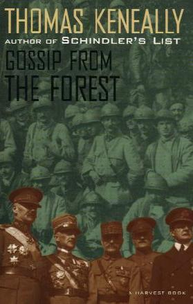 GOSSIP FROM THE FOREST book cover