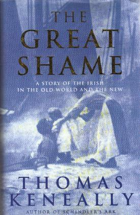 THE GREAT SHAME book cover