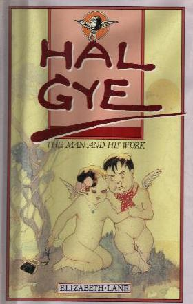 HAL GYE: THE MAN AND HIS WORK book cover