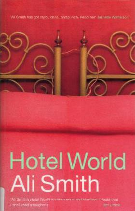 HOTEL WORLD book cover