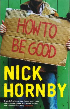 HOW TO BE GOOD book cover