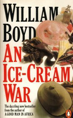AN ICE-CREAM WAR book cover