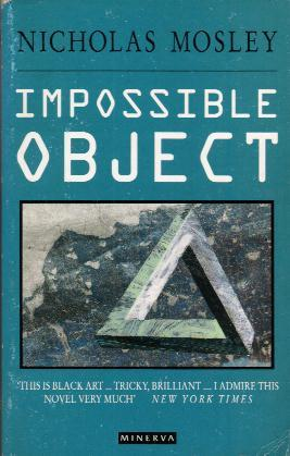 IMPOSSIBLE OBJECT book cover