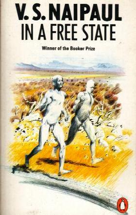 IN A FREE STATE book cover