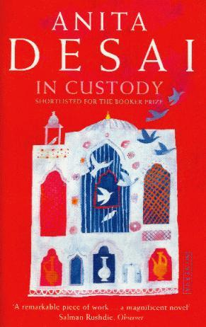 IN CUSTODY book cover