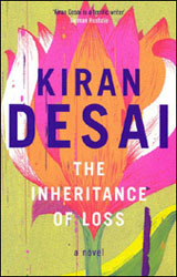 THE INHERITANCE OF LOSS book cover