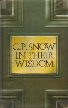 IN THEIR WISDOM book cover