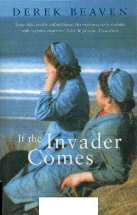 IF THE INVADER COMES book cover