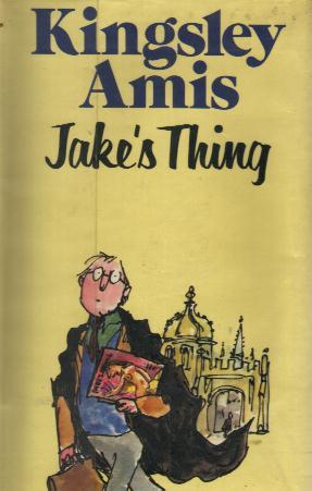 JAKE'S THING book cover