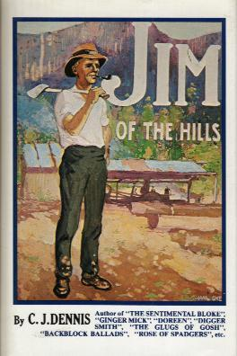 JIM OF THE HILLS book cover