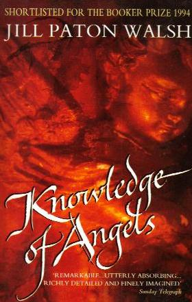 KNOWLEDGE OF ANGELS book cover