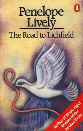 THE ROAD TO LICHFIELD book cover