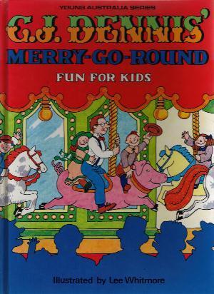 MERRY-GO-ROUND book cover
