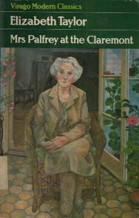 MRS PALFREY AT THE CLAREMONT book cover