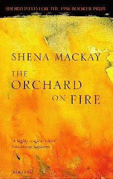 THE ORCHARD ON FIRE book cover