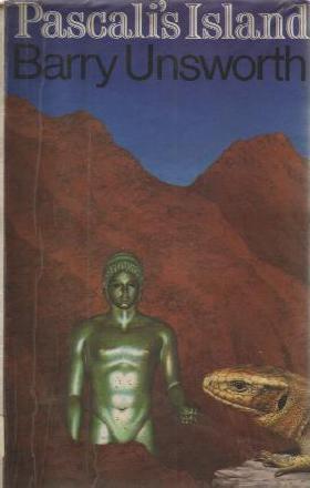 PASCALI'S ISLAND book cover