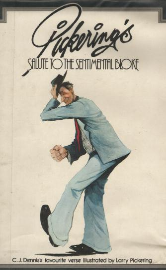 PICKERING'S SALUTE TO THE SENTIMENTAL BLOKE book cover