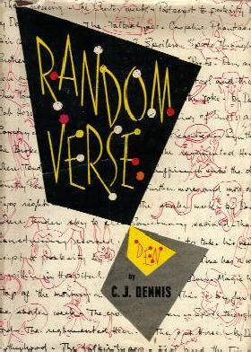 RANDOM VERSE book cover