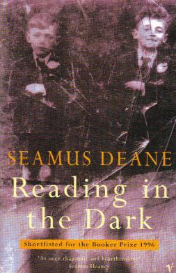 READING IN THE DARK book cover