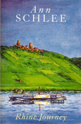 RHINE JOURNEY book cover