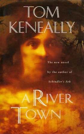 A RIVER TOWN book cover