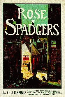 ROSE OF SPADGERS book cover