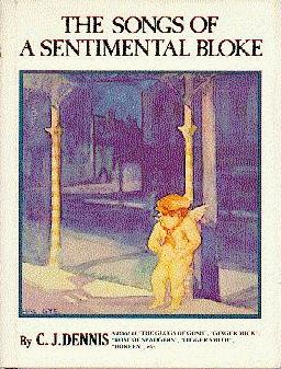 THE SENTIMENTAL BLOKE book cover