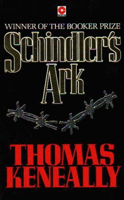 SCHINDLER'S ARK book cover