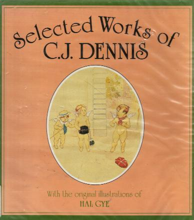 SELECTED WORKS OF C.J. DENNIS book cover